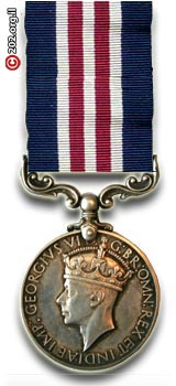 Gallant Medal: The Military Medal