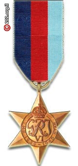 The 1939/45 Star