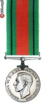 The 1939-45 Defence Medal